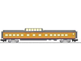 2027270 O Scale Lionel Union Pacific Challenger VistaVision Dome 7005