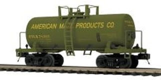 20-96743 O Scale MTH Premier 8000 Gallon Tank Car-American Maze Products Co.