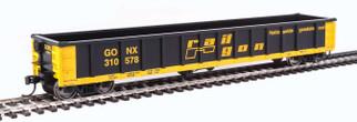 910-6227 HO Scale Walthers MainLine 53' Railgon Gondola-GONX #310578