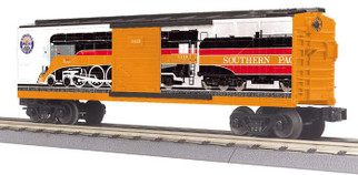 30-71031 O Scale MTH RailKing Box Car-Southern Pacific Car No. 4449