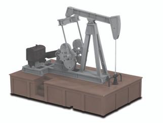 6-82016 O Scale Lionel  Oil Pump
