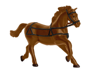 1930280 O Scale Lionel Horses 4-Pack