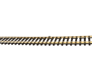 8778105 HO Scale Lionel Code 100 Flex Track 5-Pack