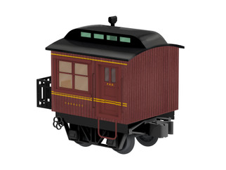 2027035 O Scale Lionel Pennsylvania Disconnect Observation