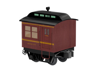 2027032 O Scale Lionel Pennsylvania Disconnect Coach