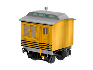 2027042 O Scale Lionel Rio Grande Disconnect Coach