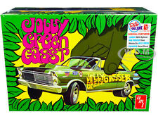 AMT1192 AMT 65 Ford Galaxie Jolly Green Gasser 1/25 Scale Plastic Model Kit