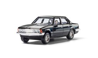 AS5367 HO Scale Woodland Scenics Black Sedan