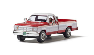 AS5371 HO Scale Two-Tone Truck