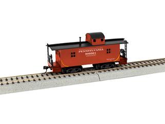 1954310 HO Scale Lionel Wood Caboose PRR #980901