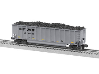 2043260 O Scale Lionel Norfolk Southern Rotary Gondola 4-Pack A