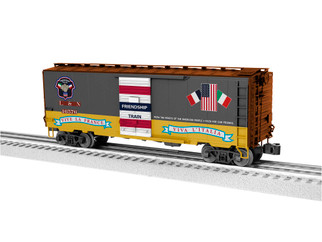 2026743 O Scale Lionel Friendship Train-L&N Ps-1 Boxcar #16576