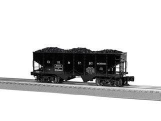2026690 O Scale Lionel Buffalo Rochester & Pittsburgh 2-Bay Hopper 3-Pack