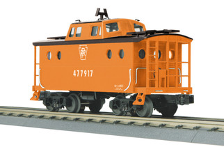 30-77358 O Scale MTH RailKing N5c Caboose-Pennsylvania