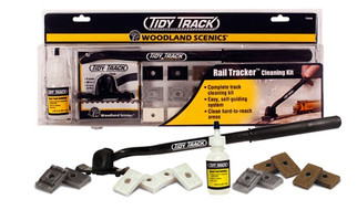 TT4550 Tidy Track(TM) Rail Tracker(TM) Cleaning Kit (N,HO,O)