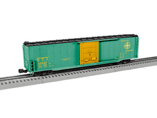 2026411 O Scale Lionel DT&I 60' Single Door Boxcar #25525