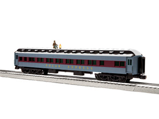 """2027480 O Scale Lionel The Polar Express 18"""" Hobo Car-White Roof"""
