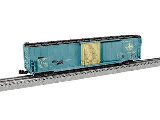 2026412 O Scale Lionel DT & I 60' Single Door Boxcar #25528