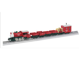 2022020 O Scale Lionel Christmas Candles LionChief Plus 2.0 Set