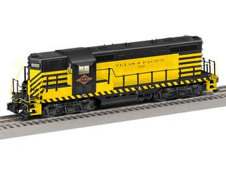 2133201 O Scale Lionel Texas & Pacific LEGACY GP7 #1110