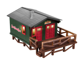 2029220 O Scale Lionel Roasted Chestnuts Retreat