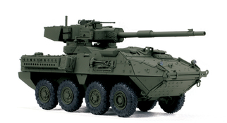 2310004 O Scale MTH Stryker Fighting Vehicle-U.S. Army