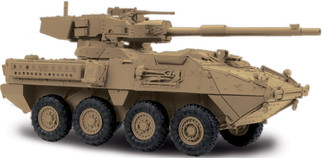 2310006 O Scale MTH Stryker Fighting Vehicle-U.S. Army(Desert)