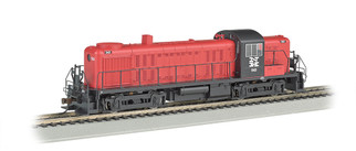 68603 HO Scale Bachmann ALCO RS-3w/E-Z App Train Control Locomotive-New Haven #543