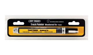 TT4582 Woodland Scenics Track Painter Weathered Tie