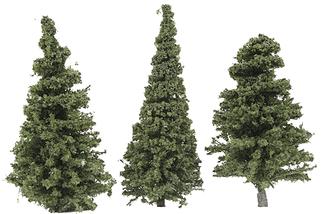 "295-T3(A) Grand Central Gems Sm Pine Trees 2""-3"" (15)"