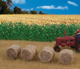 949-4157 HO Scale Walthers SceneMaster Round Hay Bales (20)