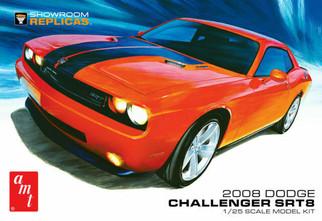 AMT1075 AMT 2008 Dodge Challenger SRT8 1/25 Scale Model Kit