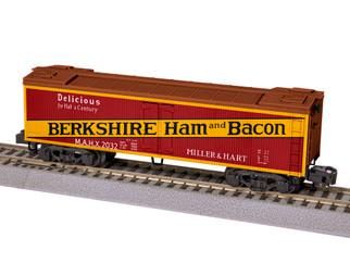 2119080 S Gauge American Berkshire Ham & Bacon Woodside Reefer