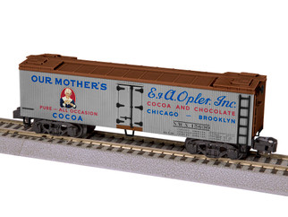 2119110 S Scale American Flyer Our Mothers Cocoa Woodside Reefer