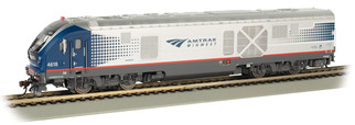 67901 HO Scale Bachmann Amtrak Midwest #4618-Charger SC-44 DCC WOWSOUND