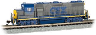66852 N Scale CSX #2503-YN1 Scheme(with Dynamic Brakes)