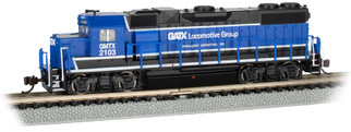 66853 N Scale GMTX #2103(with Dynamic Brakes)