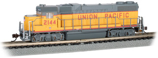 66854 N Scale Bachmann Union Pacific #2144(without Dynamic Brakes)