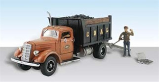 AS5555 Woodland Scenics Lumpy's Coal Company
