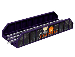 2125010 O Scale Lionel Halloween Girder Bridge