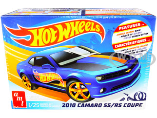 AMT1255 AMT 2010 Camaro SS/RS Coupe Hot Wheels 1/25 Scale Plastic Model Kit