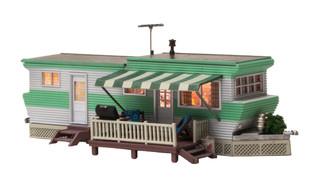 BR4950 N Scale Woodland Scenics Grillin & Chillin Trailer