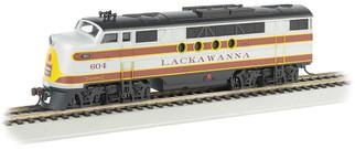 68913 HO Scale Bachmann Lackawanna EMD FT-A