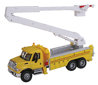 949-11752 HO Walthers SceneMaster(TM) International 7600 Utility Truck-Assembled