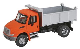 949-11633 HO Walthers SceneMaster(TM) International 4300 Single-Axle Dump Truck