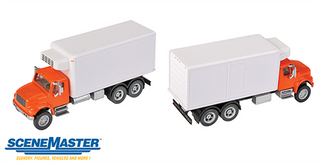 949-11393 HO Walthers(R) SceneMaster International 4900 Dual Axle Refrigerated Van-Assembled