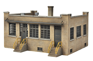 933-4020 HO Walthers Cornerstone(R) Industry Office Kit