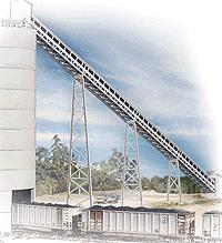 933-3518 HO Walthers Cornerstone(R) Modern Conveyors Kit