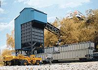 933-3051 HO Walthers Cornerstone(R) Coal Flood Loader Kit