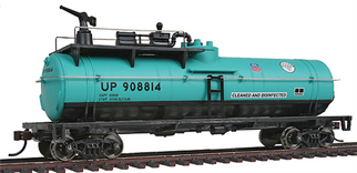 931-1793 Walthers Trainline(R) Union Pacific Fire  Fighting Tank Car RTR